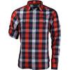 High Colorado Vienna overhemd en blouse lange mouwen Heren rood